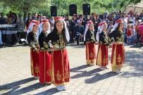 FOLKLOR GÖSTERİSİ - Osmaneli Selanikliler Derneğinden Hıdırellez Coşkusu