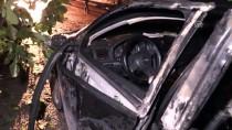 PATLAMA SESİ - Otomobilde Çakmak Gazı Tüpleri Patladı