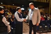 Prof. Dr. Üstün Dökmen Biga'da Eğitim Semineri Verdi