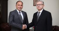 RUSYA BÜYÜKELÇİSİ - Rusya'nın Abhazya Büyükelçisi Resmen Göreve Başladı