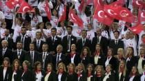 REKOR DENEMESİ - Samsun'da 1919 Kişilik Koro Marşları Seslendirdi