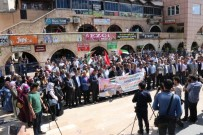AMERİKA BAŞKANI - Şanlıurfa'da Amerika Ve İsrail Protesto Edildi