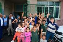 HÜSEYIN SÖZLÜ - Şanlıurfalılardan Başkan Sözlü'ye 'Bozkurt'lu Karşılama