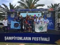 SÜLEYMAN DEMIREL ÜNIVERSITESI - SDÜ, Dağ Bisikleti'nde 4.Kez Türkiye Şampiyonu Oldu