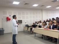 ORGAN NAKLİ - SDÜ Öğrencilerine Organ Bağışı Ve Önemi Konferansı