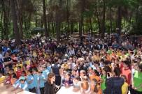 ÇOCUK ÜNİVERSİTESİ - Şehzadeler Çocuk Üniversitesi Beydere'de Buluştu