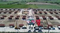 SELÇUK ÖZDAĞ - Şehzadeler Hobi Bahçeleri Törenle Açıldı