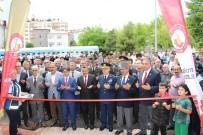 Seydişehir'de 'Şehitlik Parkı Ve Lokali' Törenle Açıldı
