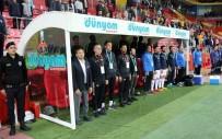 OKAN BURUK - Spor Toto Süper Lig Açıklaması Kayserispor Açıklaması 0 - Teleset Mobilya Akhisarspor Açıklaması 0 (İlk Yarı)