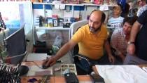 YUSUF ŞAHIN - Suriyeli Gençten Örnek Davranış