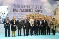 ÇALıKUŞU - Tarihi Kentler Birliği'nden KUAKMER'e Ödül