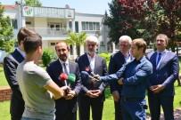 İSMAİL HAKKI - 'Timsah'A Yıldırım Destek