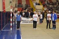 ENGELLİ GENÇ - Tokat'ta 1. Engelliler Olimpiyatları Düzenlendi