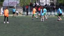 FUTBOL MAÇI - Toplumsal Cinsiyet Eşitliğine Futbol İle Dikkati Çektiler