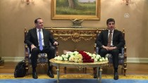 NEÇİRVAN BARZANİ - Trump'ın Temsilcisi Mcgurk Barzani İle Seçimi Görüştü