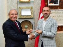 TÜMKARDER'den Ahmet Çamyar'a Ödül