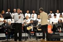 AHMET ATAÇ - Türk Halk Müziği Korosu Anneler İçin Söyledi