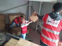 HAYIRSEVERLER - Türk Kızılayı İhtiyaç Sahipleri İle Hayırseverleri Buluşturuyor
