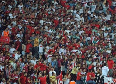 Türkiye - İran maçı İstanbul'da