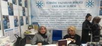 TYB Erzurum Şube Başkanı İspirli'den Okurlara Teşekkür
