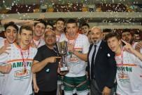 ANADOLU EFES - U16'da Banvit Basketbol Şampiyon