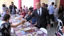 AİLE DANIŞMA MERKEZİ - Vali Çiftçi, Engellilerle Halat Çekme Yarışmasına Katıldı