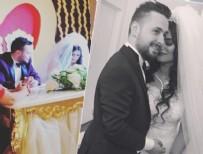 NİKAH ŞAHİDİ - Ve beklenen düğün gerçekleşti! Tuba ve Burakhan dünya evine girdi