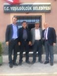 YUSUF SAĞLAM - Vurulan AK Partili Başkanın Yerine CHP'li Meclis Üyesi Başkan Seçildi