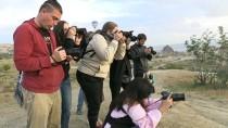 GÜNEY AMERIKA - Yabancı Çiftlerin Düğün Fotoğrafında Gözde Mekanı Açıklaması 'Kapadokya'