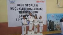 CIHANGIR - Yunusemreli Judocu Türkiye Şampiyonu Oldu