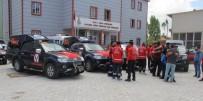 MEDİKAL KURTARMA - 14 Kişilik UMKE Personeli Afrin'e Uğurlandı