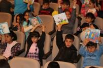 İPEKYOLU - AB Bilgi Merkezi, 'Avrupa Günü'Nü Çocuklarla Kutladı