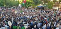 AHMET DOĞAN - Adıyaman'da Binlerce Kişi Filistin İçin Sokağa İndi