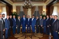 MÜNIR KARALOĞLU - AESOB Başkanı Yönetim Ve Denetim Kurulunu Tanıttı