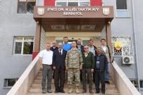 MUSTAFA ÇETIN - Afrin Kahramanı Komutan Eğirdir'e Selam Gönderdi