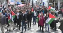 FAŞIST - Ağrı'da Filistinliler İçin Gıyabi Cenaze Namazı Kılındı