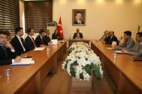 YÜKSEK SEÇIM KURULU - Aksaray'a Seçim Güvenliği Toplantısı Yapıldı