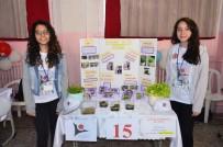 MUSTAFA GÜLEÇ - Altıeylül Ortaokulu TÜBİTAK 4006 Bilim Fuarı Açıldı