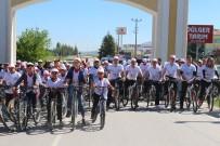 FERIT KARABULUT - Altıntaş'ta 'Sağlıklı Yaşam İçin Pedal Çevir' Etkinliği