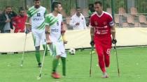 TÜRKIYE KUPASı - Ampute Futbolun Şampiyonu Osmanlıspor