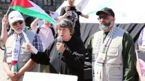 BATI ŞERİA - Amsterdam'da 'Büyük Dönüş Yürüyüşü'ne Destek