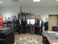 FATIH YıLMAZ - Ankara'dan Bursa'ya Teknik Ziyaret
