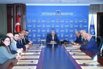 ADEM ALI YıLMAZ - Ankara'ya 'Gıda Kent'