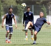 ANTALYASPOR - Antalyaspor Derbi Hazırlıklarını Sürdürdü