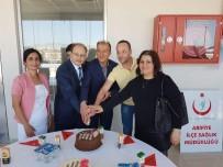 ALİ BAŞAR - Arifiye İlçe Sağlık Müdürlüğünden Sürpriz Kutlama