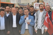 Artvin'de Kudüs Protestosu
