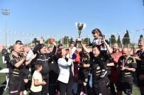 FUTBOL TURNUVASI - Atatürk Kupası Veteranlar Turnuvası'nda Final Heyecanı