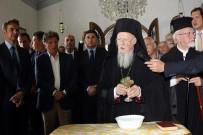 Aya Konstantin Manastırı'nın Açılışı Dolayısıyla Ayin Yapıldı
