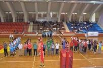 KAVAKLı - Aydın'da Gençlik Haftası Voleybol Finalleri Başladı