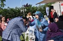 PEYGAMBER - Başkan Ayaz, Anneler Günü'nde Başiskeleli Anneler İle Bir Araya Geldi
